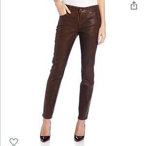 NYDJ Petite Sheri Skinny Jeans Size 14P